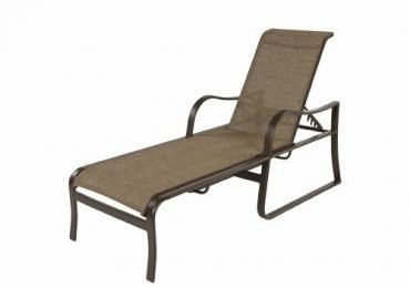 Corsica Sling Chaise Lounge