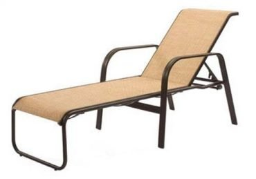 Cabo Sling Chaise Lounge