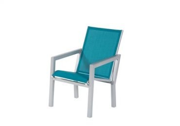 Madrid Sling Dining Arm Chair