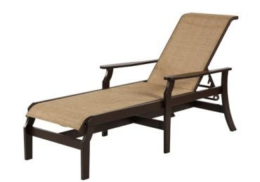 Covina Sling Chaise Lounge