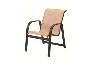 Cabo Sling Dining Arm Chair