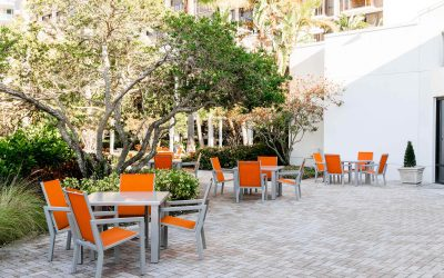 Upgrading Your Naples Hotel's Outdoor Furniture is an Effective Way to Take Advantage of Higher Vacancies. Here's Why.