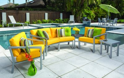 How Your St. Pete Hotel's Outdoor Furniture Can Help Attract the Ideal Guest