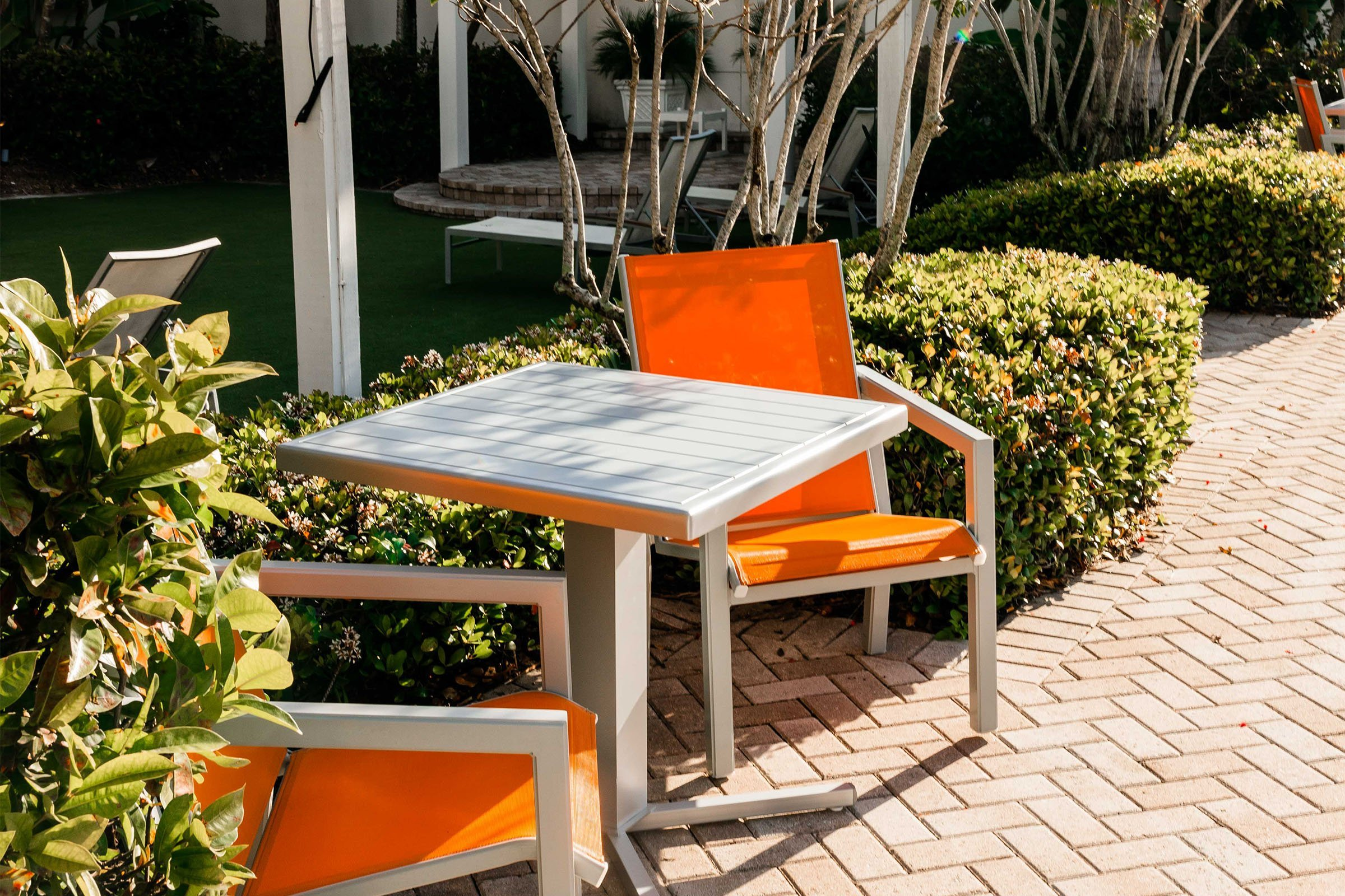 craftsmanship in outdoor furniture