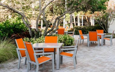 Windward Guarantees Quality in Every Piece of Outdoor Furniture for Hotels. Here's How That Will Impact Your ROI.