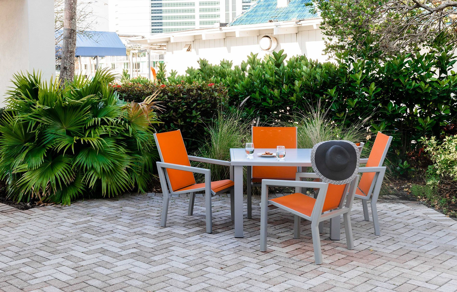 Pool Furniture for Hotels