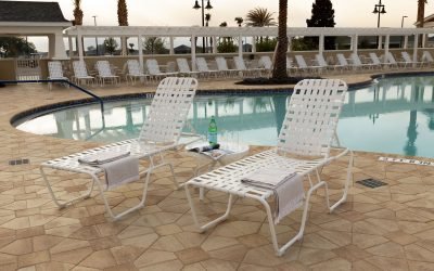 Need Furniture for Hotel Pools That Lasts? Go With Pieces That Are Made in the USA. Here's Why It Matters.