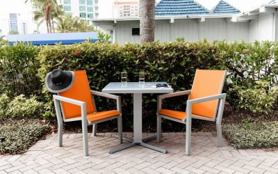 If You're Looking for Great Outdoor Furniture for Your Charleston Hotel, Don't Miss These 3 Key Things.