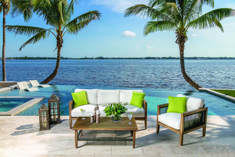 hotel beach furniture