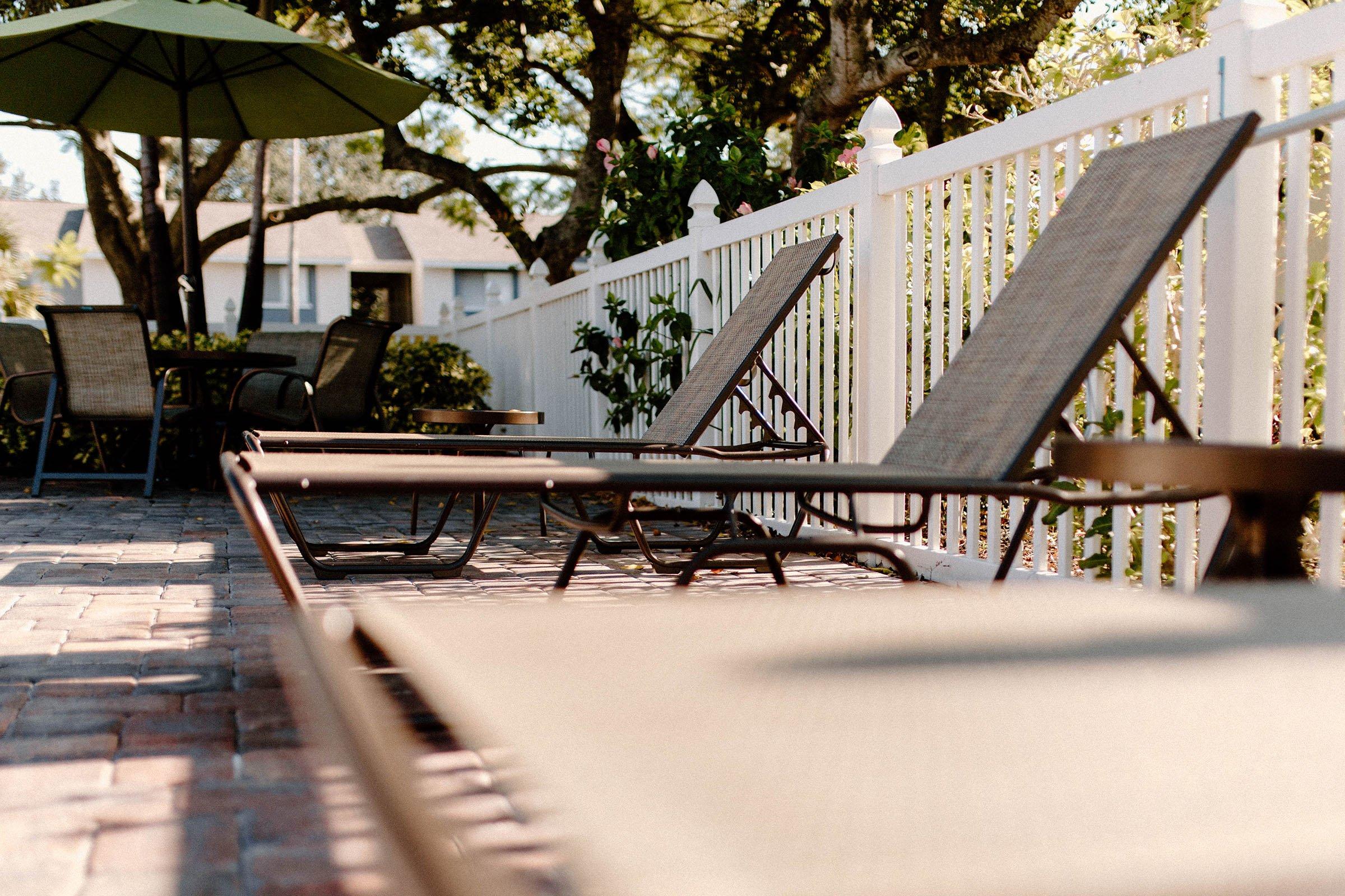 hotel outdoor furniture in South Carolina
