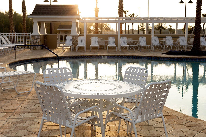 hotel patio furniture